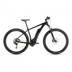 "Cube - Promo VTT Electrique 27.5"" Cube Reaction Hybrid Pro 500 Black Edition 2019 (234101)"