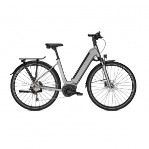 Kalkhoff 2020 Vélo Electrique Kalkhoff Endeavour 5.B Move 625 Easy Entry Gris 2020 (637528127-9)