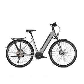 Kalkhoff 2020 Vélo Electrique Kalkhoff Endeavour 5.B Advance 625 Easy Entry Gris 2020 (637528087-9)