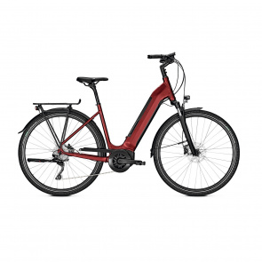 Kalkhoff 2020 Vélo Electrique Kalkhoff Endeavour 3.B Advance 500 Easy Entry Rouge 2020 (637527017-9)