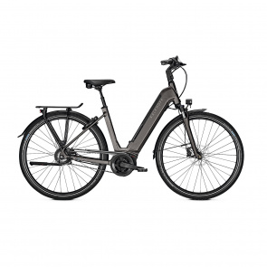 Kalkhoff 2020 Vélo Electrique Kalkhoff Image 5.B Excite (Belt) 625 Easy Entry Gris 2020 (637528287-90) (637528290)