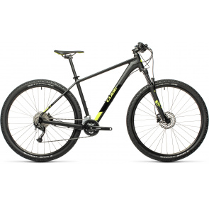 "Cube 2021 VTT 29"" Cube Aim EX Noir/Jaune Flash 2021 (401450)"